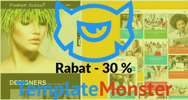 Template Monster - 30 %